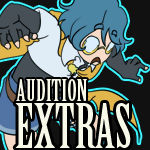 Haunted Library OCT : EXTRAS : Audition