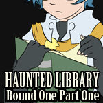 Haunted Library OCT : Round One : P1