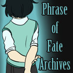 Haunted Library OCT : Phrase of Fate : Archives