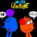 Mega Q*Bert