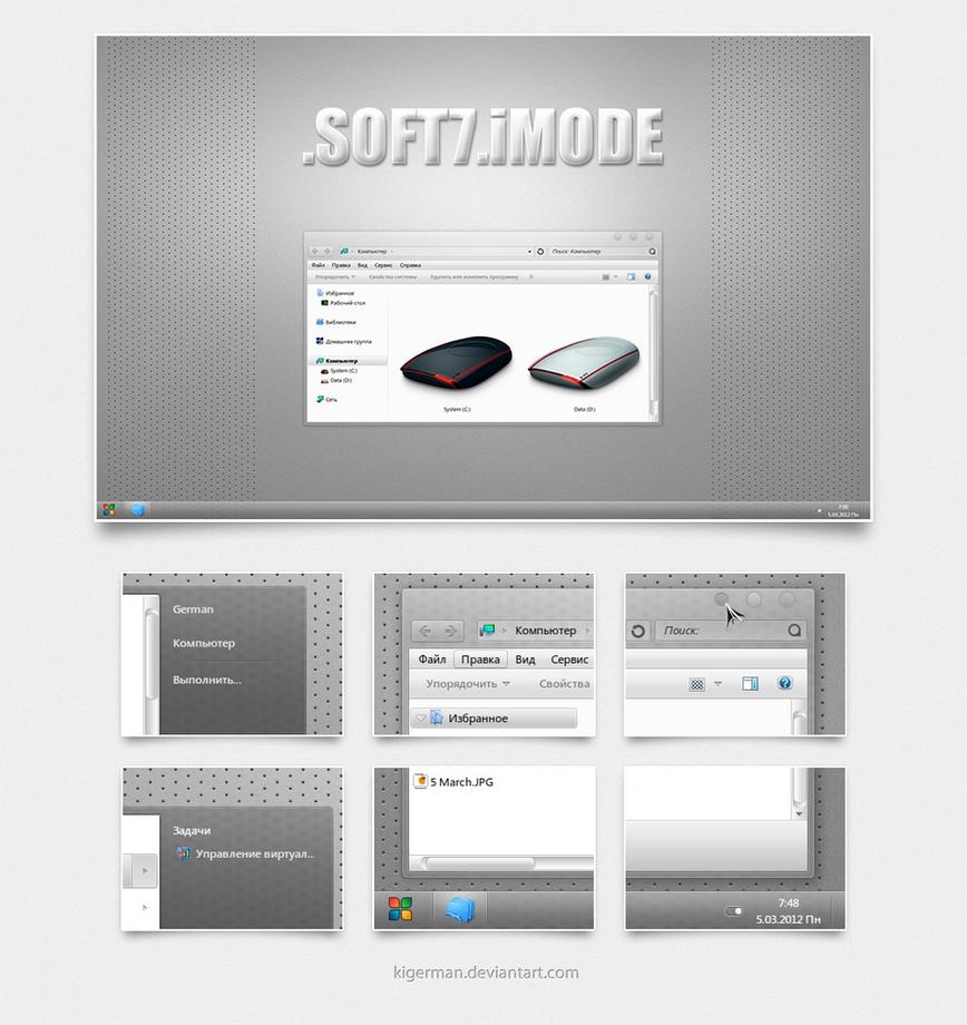 .Soft7.iMod by kigerman