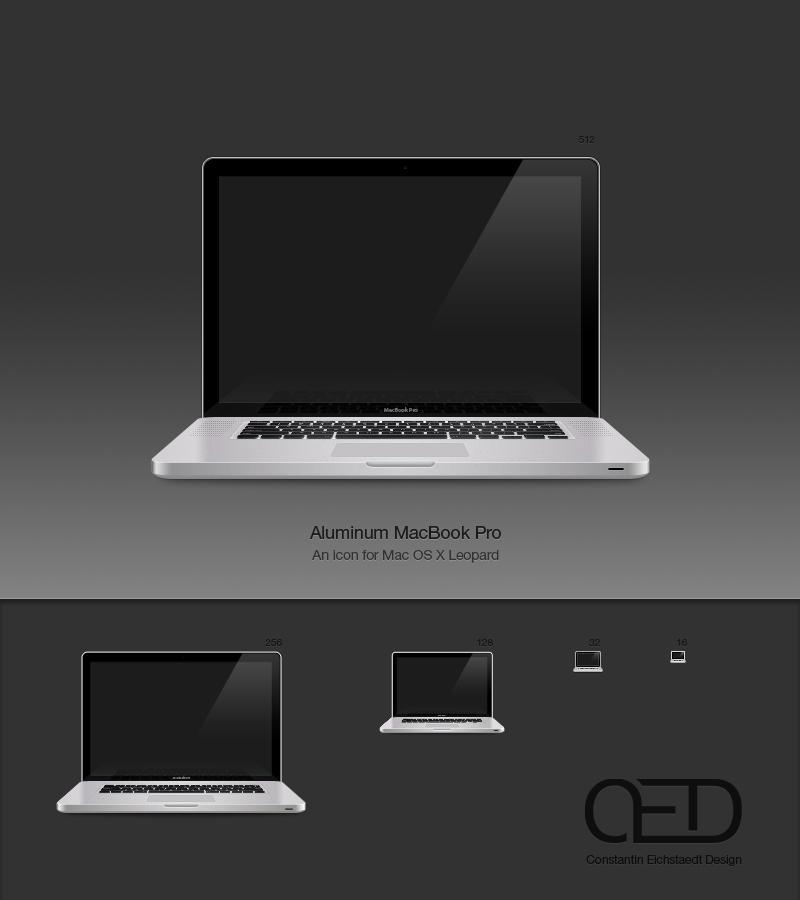 Aluminium MacBook Pro OSX by CE0311