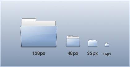 Hycons - Folders by gomezhyuuga