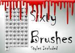 60 Original Liquid Brush Set