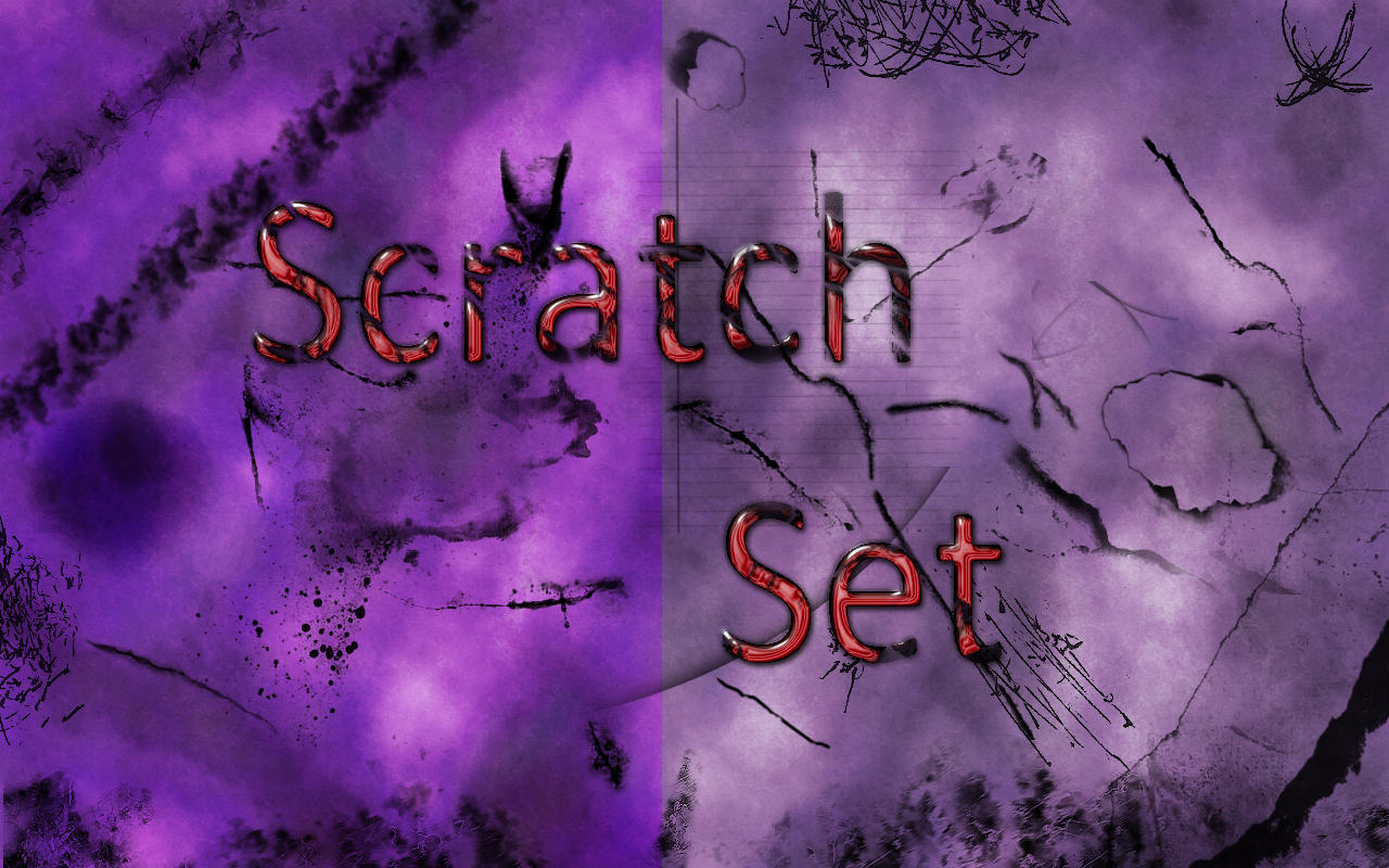 Scratch Set by ThaMex4lif3