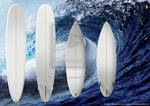 Surfboard Templates