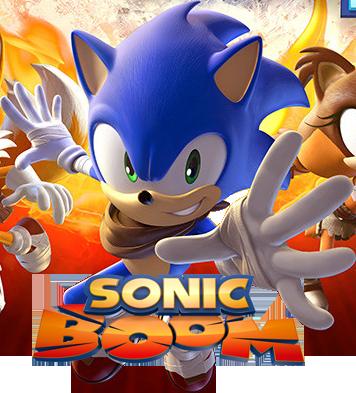 Sonic Boom Cartoon Sonic Icon by Nitroguy7