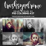 TrashSyndrome PSD Coloring #27 - Dead Ocean 03