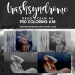 TrashSyndrome PSD Coloring #38 - Dead Ocean 04