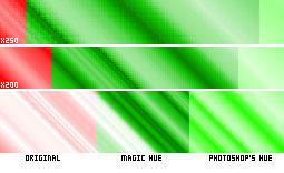 Qset - Magic Hue by seg