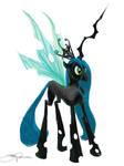 Queen Chrysalis