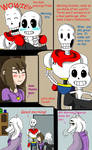 Undertale New world (page 3)