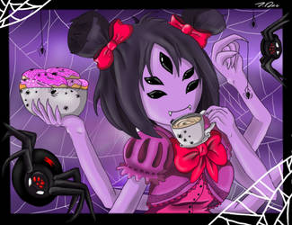 Spider tea by joselyn565