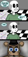 Freddy Faztale page 14