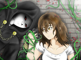 Vined (Forbiddentale comic Chapter 3) by joselyn565