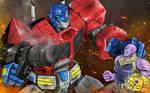 The Combat of Titans