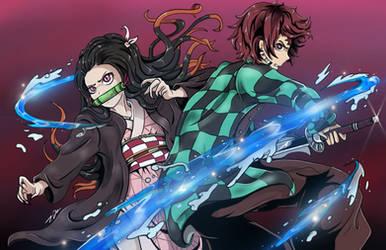 The demon slayers