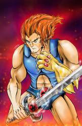 The Lion warrior