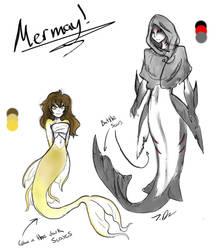 Mermay AU Forbiddentale