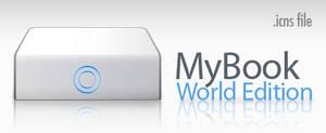 MyBook World Edition icon