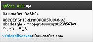 qtFace v1.1