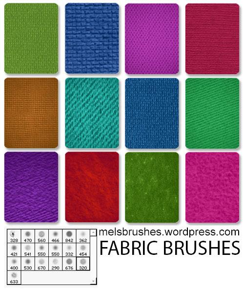Fabric Brushes