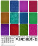 Fabric Brushes
