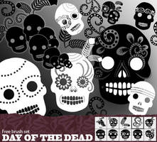 Day of The Dead by melemel