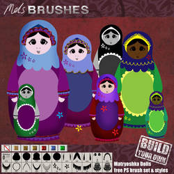 Build-your-own Matryoshka doll