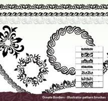 Ornate Borders by melemel