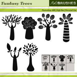Fantasy Trees