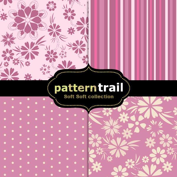 Soft Soft Patterns by melemel