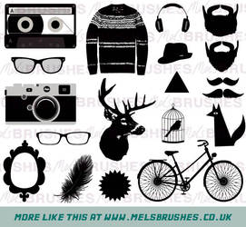 Hipster Graphics