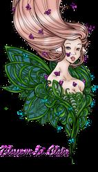 Among The Butterflies
