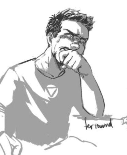 Tony Stark x suicidal!reader Her Last Words by MelanietjuhX on