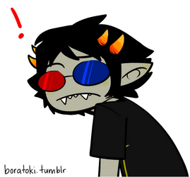 Sollux by Cursed-cat