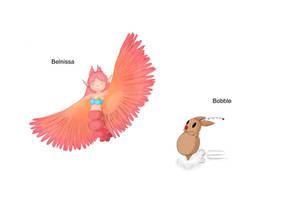Belnissa and Bobble