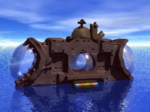 C2 Submarine by ArchDragon