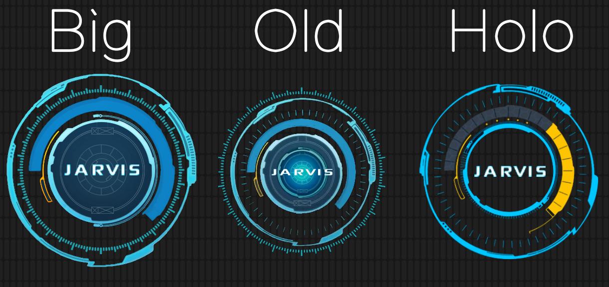 JARVIS Rotator by yash1331 on DeviantArt