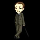 BBC Sherlock - Mycroft by Kogitsune-no-Yosora