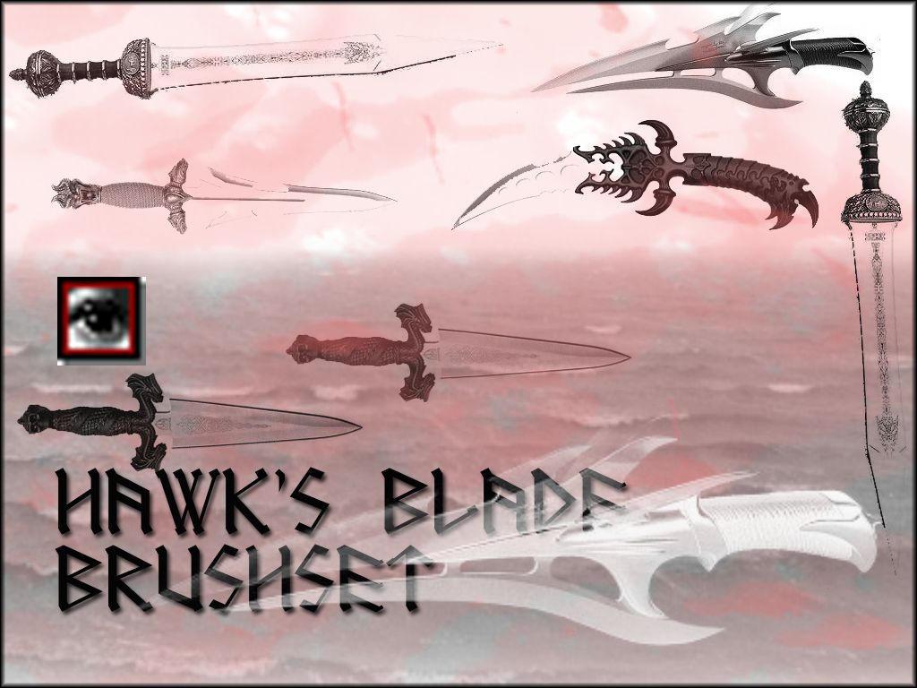 Fantasy Blade Brushpack by LeifHawk