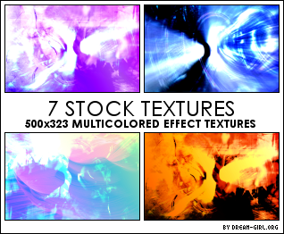 Stock Textures by frostedhearts