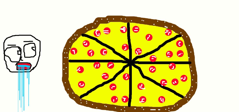 Pretzel Crust Pizza CRAVING by NyanCatx