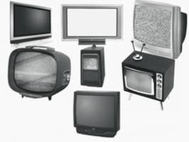 Television Photoshop Brushes by iamthetv