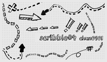scribble04 by chun0901