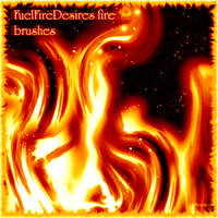 FireBrushes by FuelFireDesire