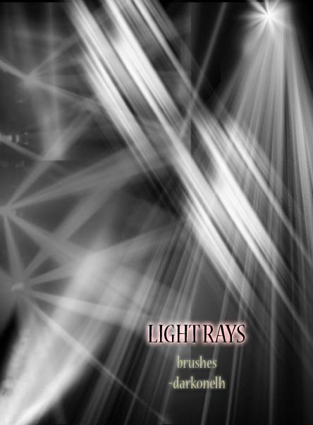 LIGHT BEAM brushes by darkonelh