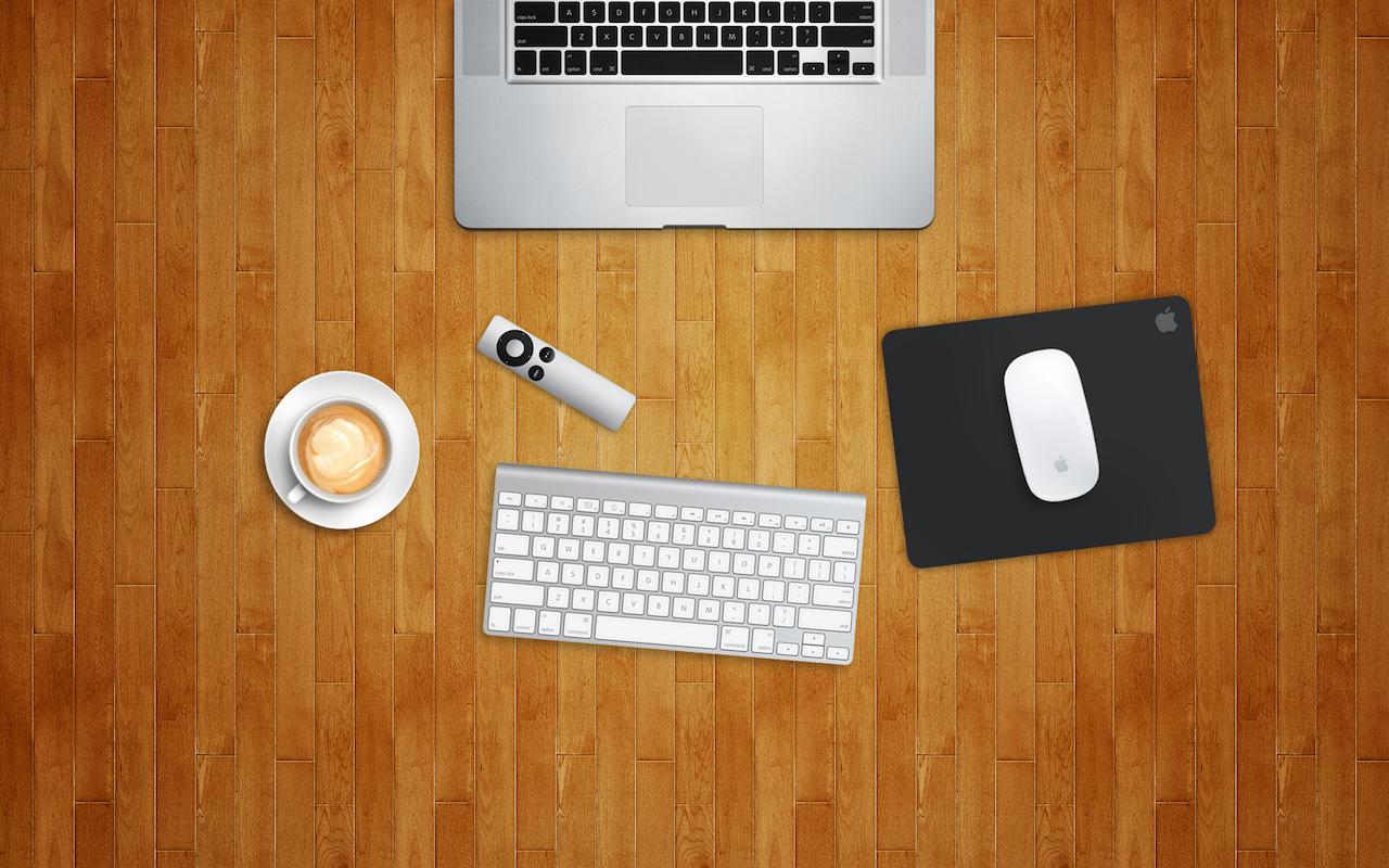 DeskMAC by pyrology