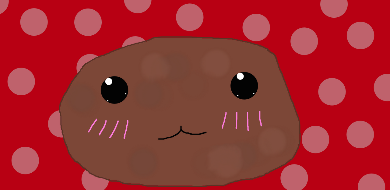 Potato by TheJinxedGirl