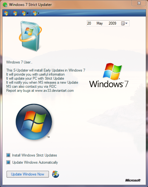 Windows 7 final
